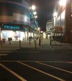 Britisches Einkaufszentrum stockbilder