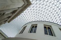 Britisches Museum Lizenzfreie Stockbilder