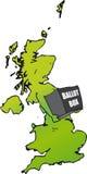 BRITISCHES Referendum Lizenzfreie Stockbilder