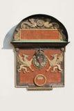 Britisches Wappen, Wien Lizenzfreie Stockbilder