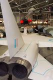 British Aircraft Corporation TSR-2 at Duxford Imperial war museum Royalty Free Stock Images