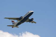 British Airways Fotografie Stock