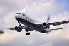British Airways Stock Images