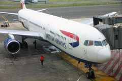 British Airways Royaltyfri Foto