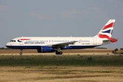 British Airways Stock Foto's