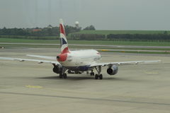 British Airways aircraft Stock Photography