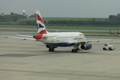 British Airways aircraft Stock Images