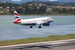 British Airways Royalty Free Stock Image