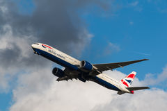 British Airways G STBE Stock Photography
