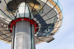 The `British Airways i360` observation tower, Brighton Stock Images