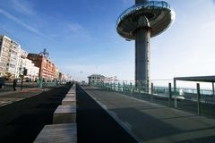 British Airways i360 obserwaci wierza Obraz Stock