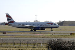 British airways Stock Photography