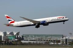 Free British Airways Plane Taking Off, Close-up Stock Photography - 154403472
