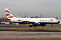 British Airways Royalty Free Stock Image