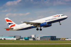 British Airways Stock Photography