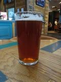 British ale beer pin Stock Photos