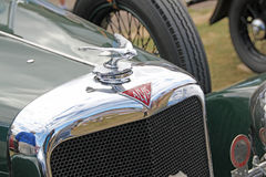British alvis vintage car Stock Photo
