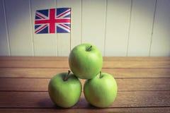 British Apple Stock Photo