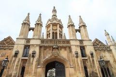 British architecture in Cambridge Stock Photography