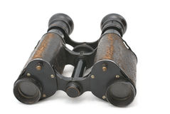 British army field binocular of 19 century Royalty Free Stock Image