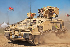 British Army light missile tank Stock Photos