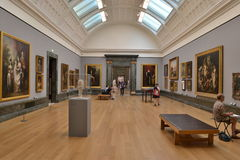 British art gallery Tate Britain Stock Photography