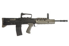 British assault rifle L85A1 Stock Photography