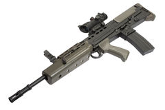 British assault rifle L85 Royalty Free Stock Photos