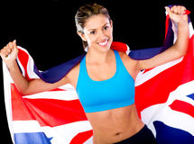 British athlete Stock Images