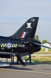 British BAE HAWK on Radom Airshow, Poland Royalty Free Stock Image