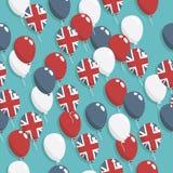 British balloons Stock Images