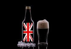 British Beer stock image