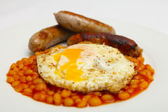 British breakfast Stock Photos