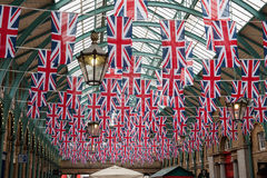 British bunting Royalty Free Stock Image