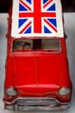 British car in Shanghai Stock Photography