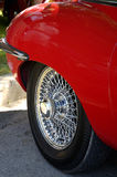 british car sports Στοκ Φωτογραφίες