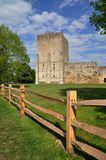 British castle Stock Photography