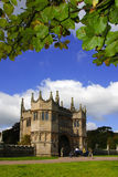 British castle, Lanhydrock Royalty Free Stock Image