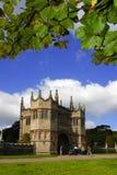 British castle, Lanhydrock Royalty Free Stock Image