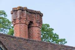 British chimney stack Stock Photography