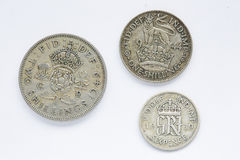 British coin Stock Photo