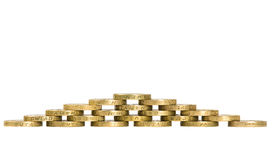 British coins Royalty Free Stock Image