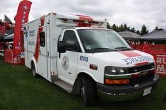 British Columbia Ambulance Service Royalty Free Stock Image
