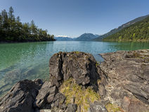 British Columbia back country Surrounded By Beauty Royalty Free Stock Photos