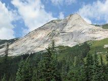 British Columbia berg Royaltyfri Fotografi