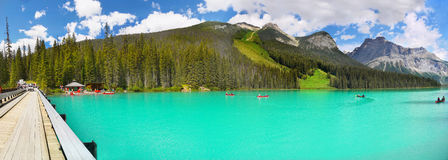British Columbia, Canadian Rockies, Attractions Stock Photos