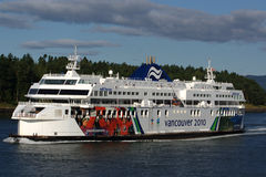 British Columbia Ferry Stock Photos