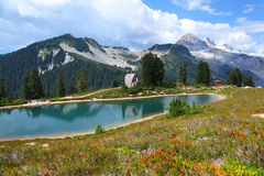 British Columbia i Kanada arkivfoton