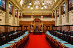 British Columbia Legislature Stock Images