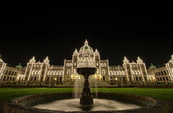 British Columbia Parliament Buildings Stock Photos